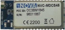 NovaComm: модель NVC-MDCS45A — бюджетное решение для беспроводной передачи данных