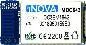 NovaComm MDCS42A