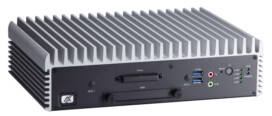 Новый промышленный компьютер Axiomtek eBOX660-872-FL на базе Intel ® Core ™