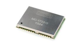 Новый ГЛОНАСС/GPS модуль LOCOSYS MC-1722-G