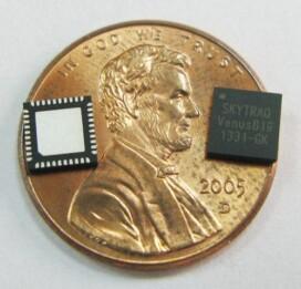 SkyTraq: новый GPS-приемник Venus816 в чип-исполнении