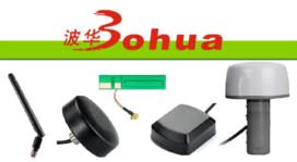 GPS/ГЛОНАСС и Wi-Fi/Bluetooth антенны Bohua