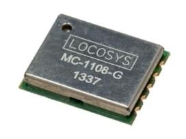 ГЛОНАСС модуль LOCOSYS MC-1108-G со встроенным МШУ