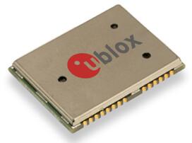 u-blox LEA-M8F — новый тайминговый GPS ГЛОНАСС модуль для сотовых сетей