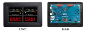Модули VM800P Plus от FTDI Chip для графических пользовательских интерфейсов