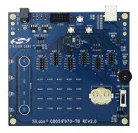 Семейство C8051F97x мироконтроллеров для тач панелей