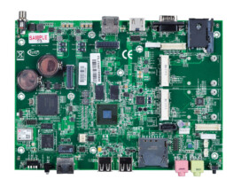 VES-500 — одноплатный компьютер с RISC процессором Freescale™ i.MX 6
