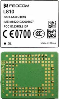 LTE модуль L810 Fibocom