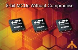Новое поколение 8-разрядных микроконтроллеров Silabs для IoT применений