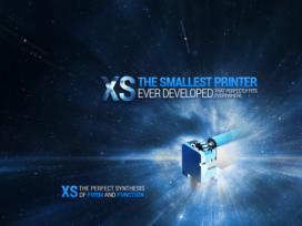 XS самые компактные термопринтеры в мире