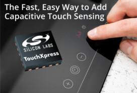 ТачЭкспресс контроллеры для быстрой разработки емкостных тач панелей